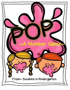 POP {A Math Game}
