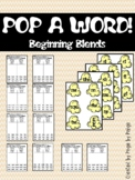 POP A WORD! A Beginning Consonant Blends Game