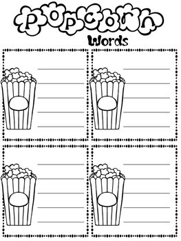 POP A WORD! A Digraphs Game