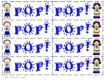 POP! Addition Facts (2nd Grade)
