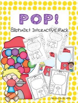 POP! An Alphabet Interactive Pack