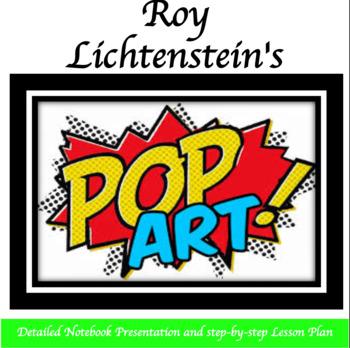 POP Art: Lesson Plan and Presentation