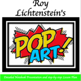 POP Art: Lesson Plan and Presentation
