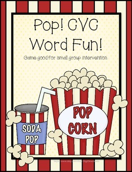 POP! CVC Word Game