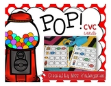 Pop! CVC Words Game