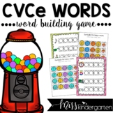 POP! {CVCe words game}