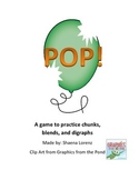 POP Chunks, Blends, and Digraphs Game