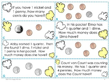 POP! Counting Coins 1 (2nd Grade)