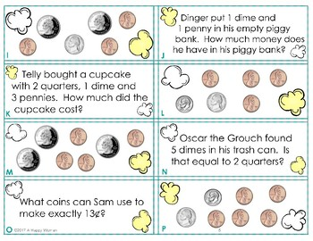 POP! Counting Coins 2 (2nd Grade)