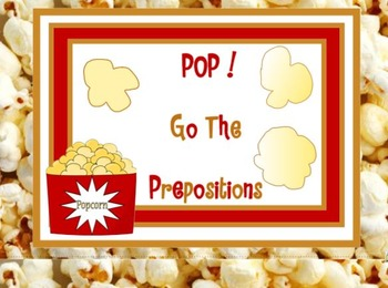 POP Go The Prepositions