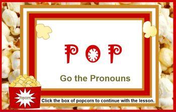 POP Go The Pronouns