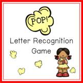 POP Letter Recognition Game