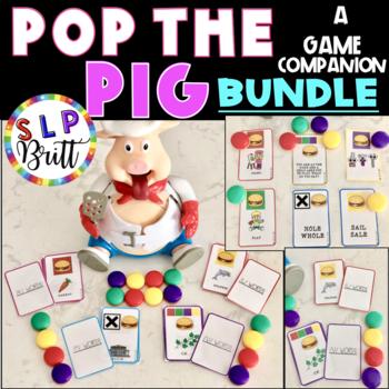 POP THE PIG - GAME COMPANION, BUNDLE
