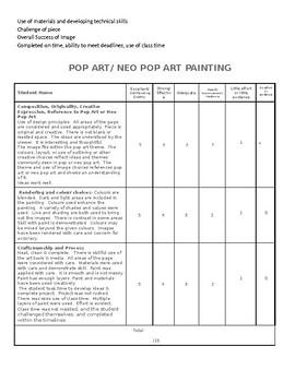 POP and NEO POP Art Unit