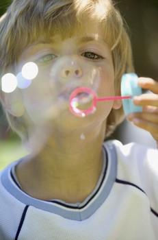 POP that Bubble Circle Activity