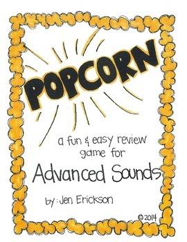 POPCORN!  Advanced Sounds