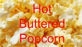 POPCORN! - Ball routine and Drumming - Power Point - quarter, half & whole notes