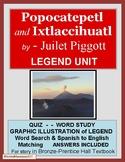 POPOCATEPETL and IXTLACCIHUATL Legend Unit