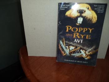 Poppy and Rye ISBN 0-380-79717-8