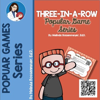 POPULAR GAME SERIES: THREE IN A ROW