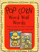 POPcorn Word Bundle