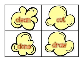 POPcorn Words Third Grade