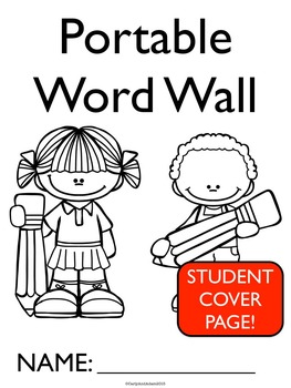PORTABLE WORD WALL - 1,000 Fry Words!