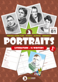 PORTRAITS (literature – 15 writers)