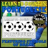 PORTUGUESE: Learn to Count in Portuguese (Brazil)