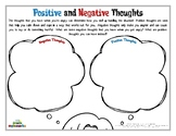 POSITIVE AND NEGATIVE THOUGHTS (Anger)