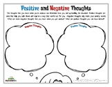POSITIVE AND NEGATIVE THOUGHTS (Anxiety)
