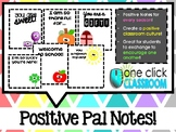 POSITIVE PALS Encouragement Notes