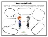 POSITIVE SELF-TALK (Anxiety/Blank)