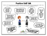 POSITIVE SELF-TALK (Anxiety)