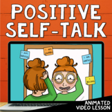POSITIVE SELF TALK Social Emotional Learning Lesson + Copi