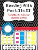 POST-IT BUNDLE {Templates to Hold Their Thinking}