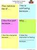 POST-IT NOTES FREEBIE ~ Talking Back to Books!