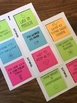 POST-IT/STICKY NOTES!  Growth Mindset and Character Traits!  Editable!  Growing!
