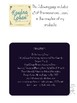 POSTER - Five C's of Historical Thinking - Social Studies Word Wall, Bulletin