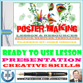 POSTER DESIGN LESSON PRESENTATION