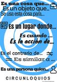 POSTER: Spanish Circumlocutions