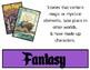POSTERS:  Book Genres