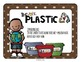 POSTERS Recycle Paper, Plastic, Metal and Conserve Water w