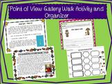 POV Gallery Walk and Graphic Organizer