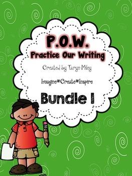 POW (Practice Our Writing) Bundle 1