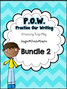 POW (Practice Our Writing) Bundle 2