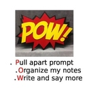 POW:  Pull Apart the Prompt