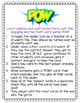 POW! Single Digit Addition and Subtraction Math Fact Game