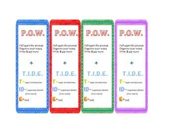srsd pow + tide Bookmark
