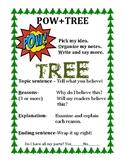 POW+TREE WRITING SAMPLE